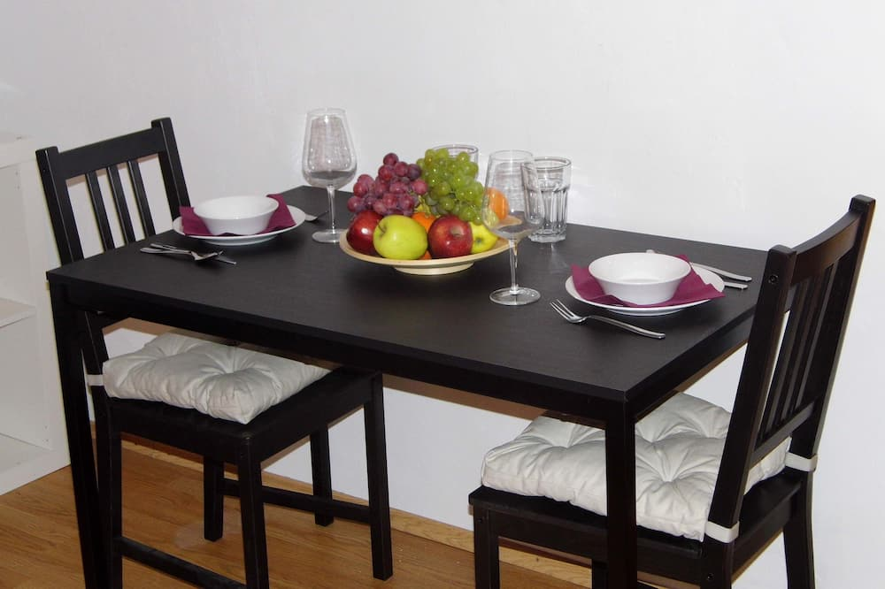 Comfort Διαμέρισμα, 1 Υπνοδωμάτιο, Κουζίνα - Γεύματα στο δωμάτιο
