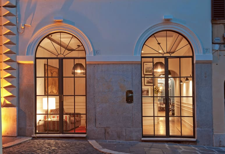 The Fifteen Keys Hotel, רומא, מתקני כושר