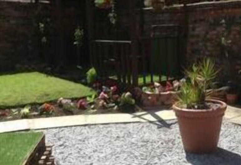Everton Hostel, Liverpool, Terraza o patio