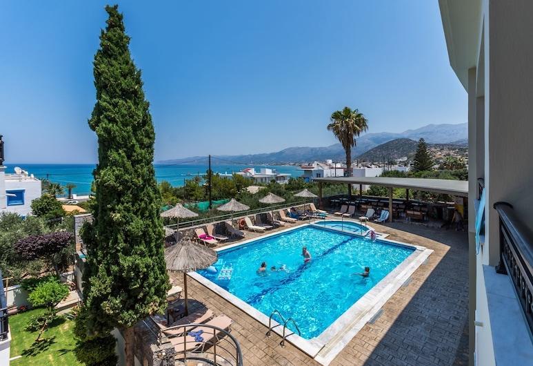 Dias Luxury Studios & Apartments, Hersonissos, Ulkouima-allas