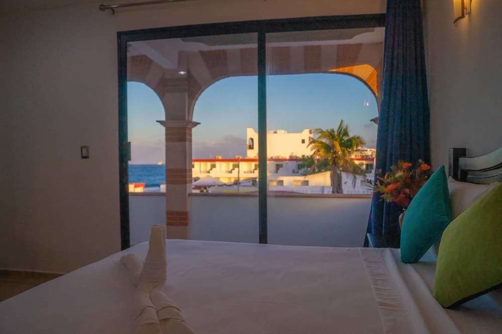 Room, 1 Double Bed, Balcony, Ocean View - Guest Room View
