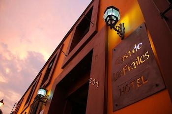 Oaxaca bölgesindeki Casa de los Frailes Hotel resmi