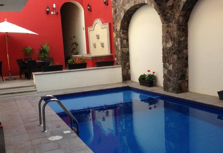 Hotel San Xavier, Queretaro, Indoor Pool