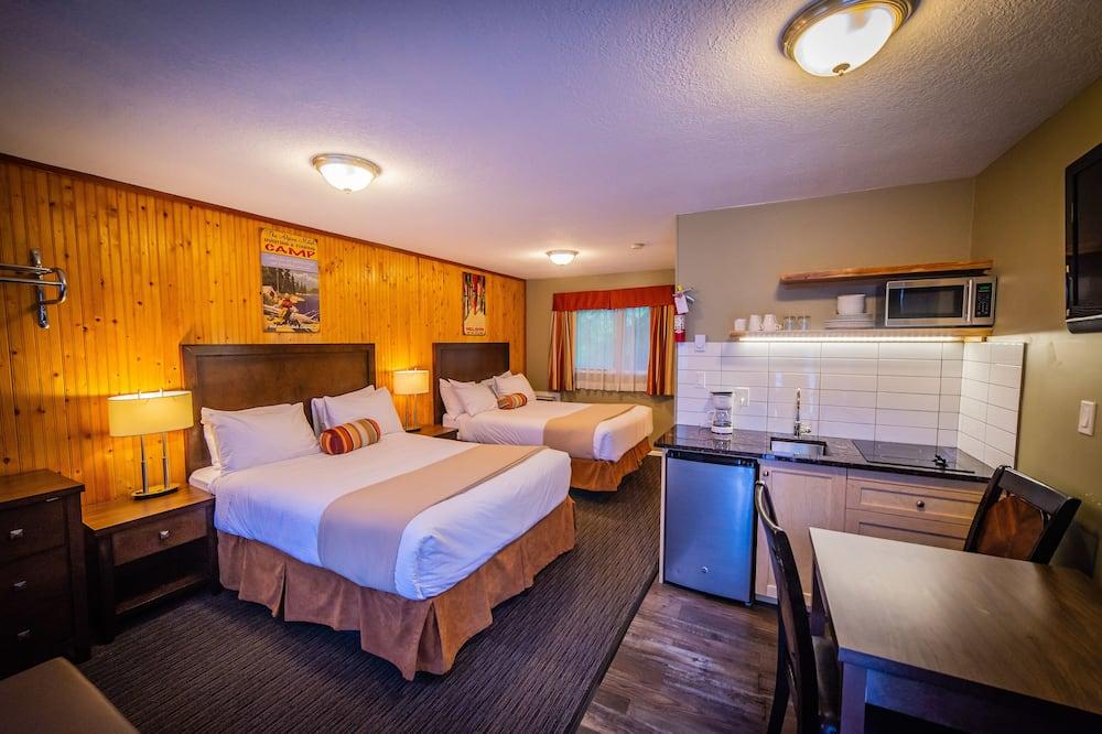 豪華四人房, 2 張標準雙人床 - 客房