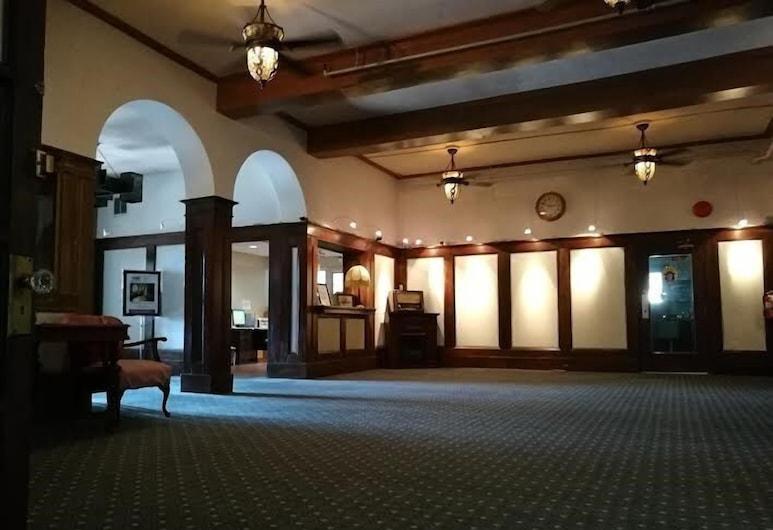 Rodmay Heritage Hotel, Sungai Powell, Ruang Duduk Lobi