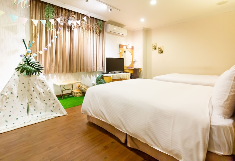 Fu Hsiang Hotel, Yilan