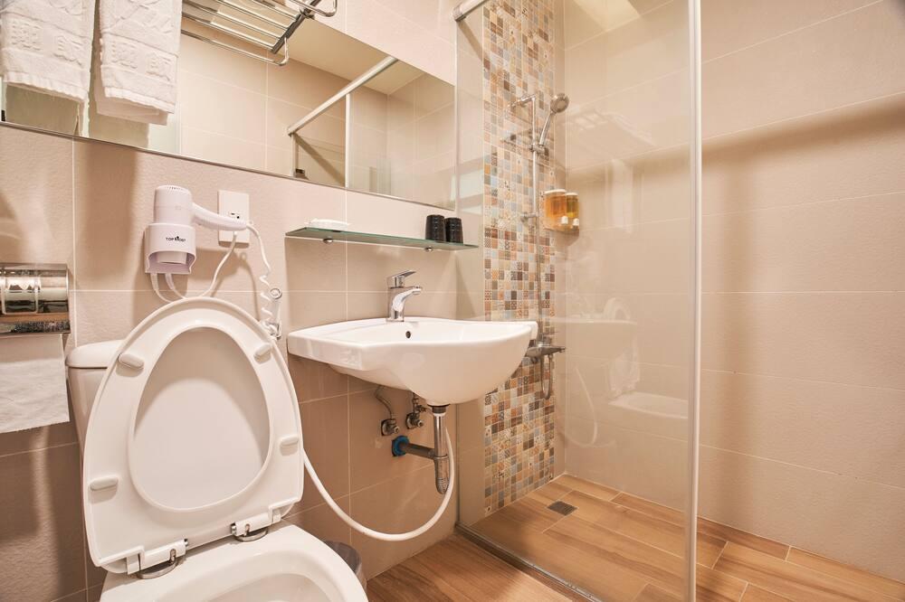 Business-Doppelzimmer - Badezimmer