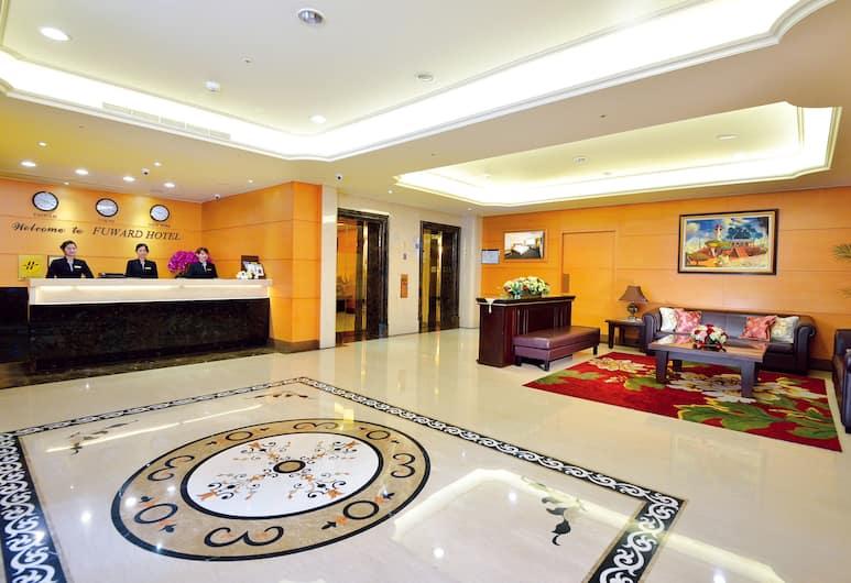 台南富華大飯店, 台南市, 櫃台