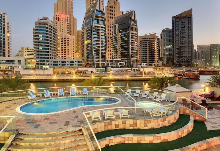 Pearl Marina Hotel Apartments, Dubai, Exterior