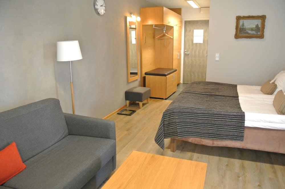 Pokój z 2 pojedynczymi łóżkami typu Superior - Salon