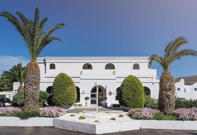 Lindos Village Resort & Spa, Родос, Фасад отеля