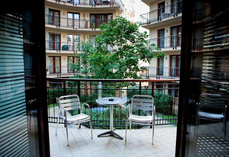 Town Hall Apartments, Budapest, One Bedroom Apartment 2 people, Balcony