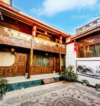 Picture of Lijiang Night Viewing Hotel in Lijiang
