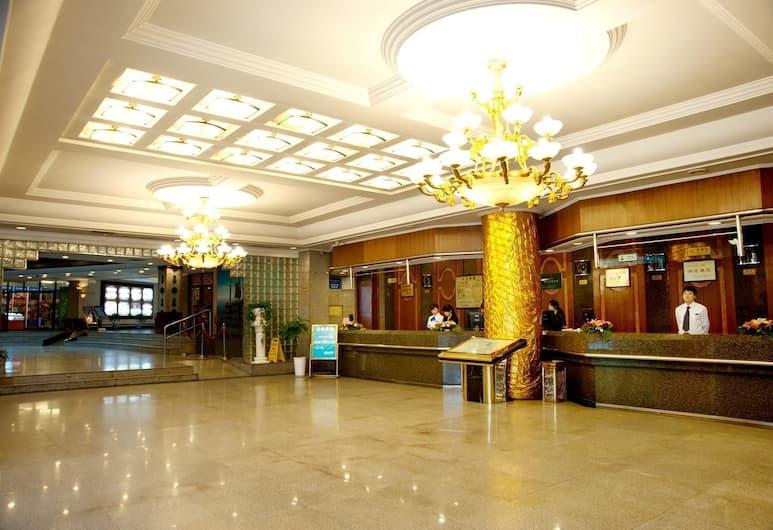 Chengdu Grand Hotel, Chengdu, Lobby