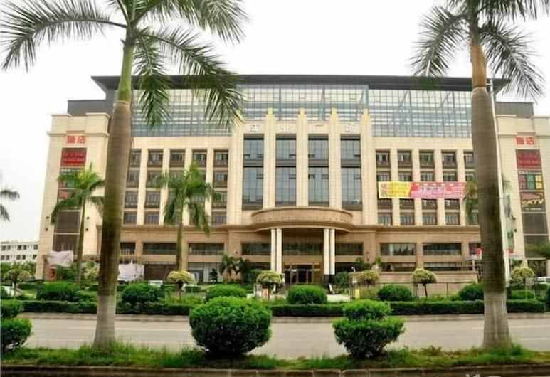 Home Inn Guangzhou Wanda Plaza, Canton, Esterni
