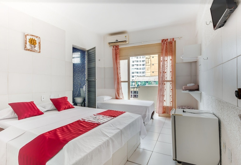 OYO Hotel Presidente, Belem, Triple Room, Multiple Beds, Guest Room