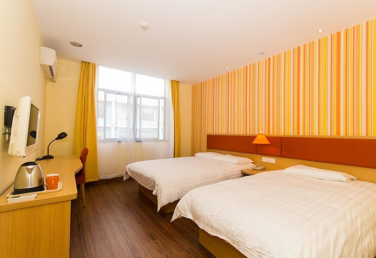 Home Inn Hangzhou Wuchang Avenue, Hangzhou, Hosťovská izba