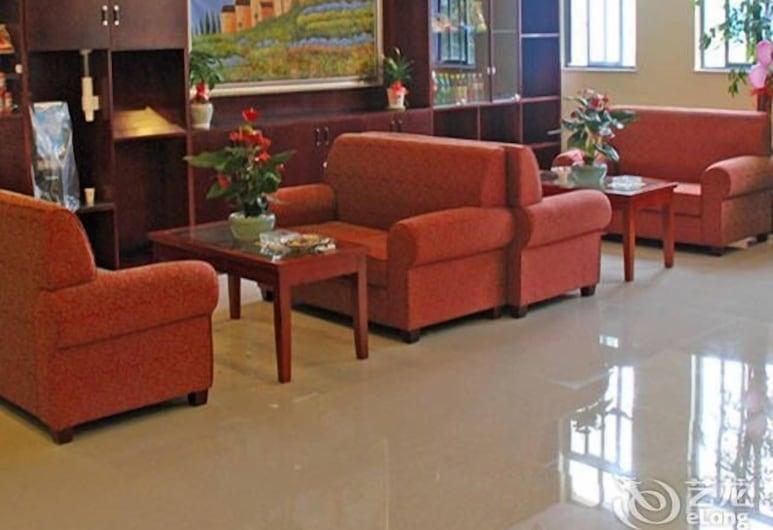 Hanting Hotel, Lijiang, Hall