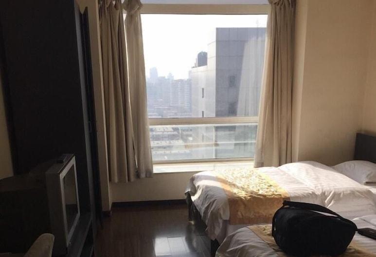 Beijing Guoji Apartment Hotel, Pekín, Habitación