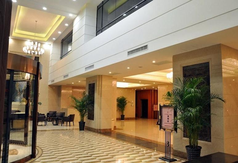 渭南天啟悅華酒店, 渭南市, 大廳