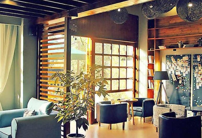 Sanya Onlyblue Art inn, Sanya, Lobby