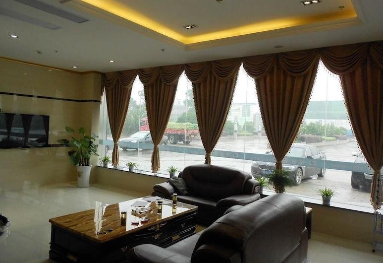 Cosy Hotel, Suzhou, Lobby
