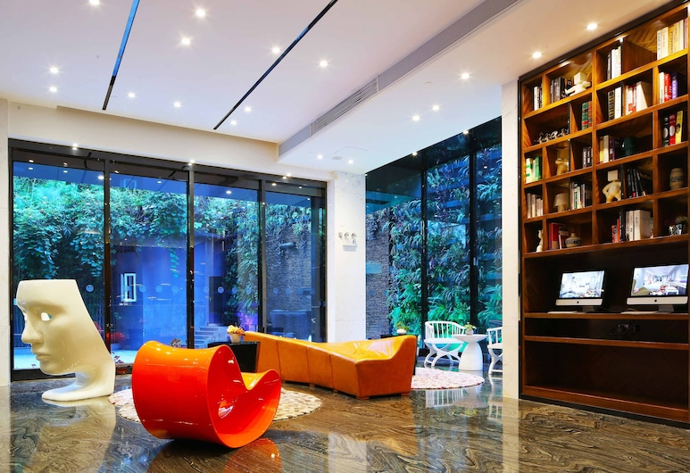 PACO Hotel Guangzhou Dongfeng Road Branch, Guangzhou, Zimmer