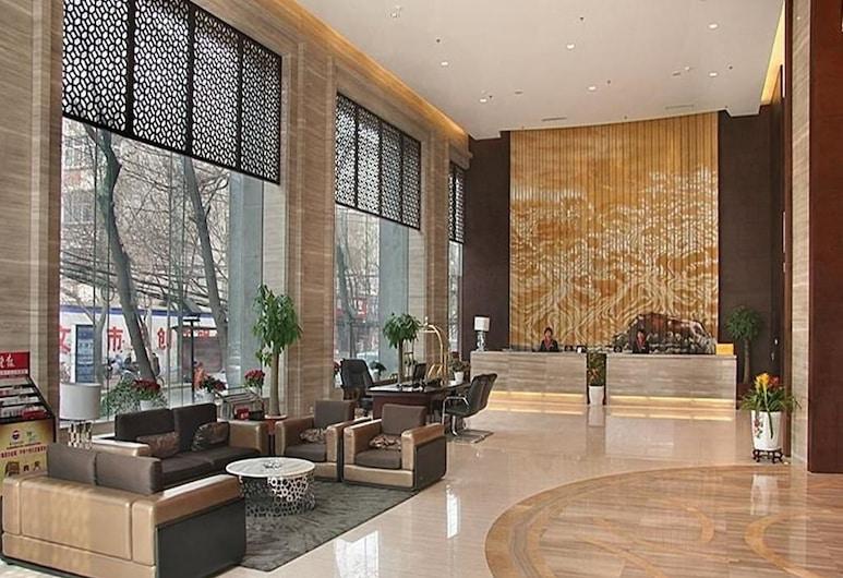 Hongyuan Hotel, Zhengzhou, Lobby