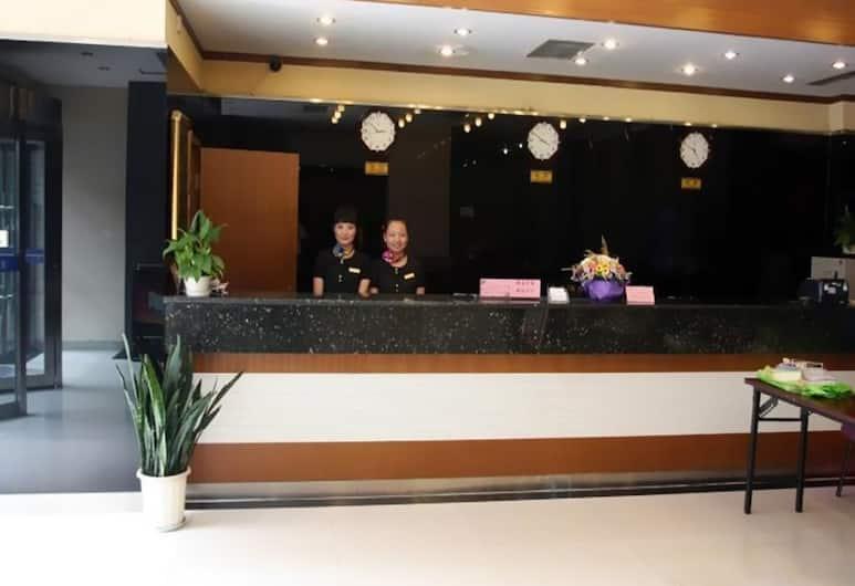 Xi'an Jiaotong University Cambridge Hotel, Xi'an, Lobby