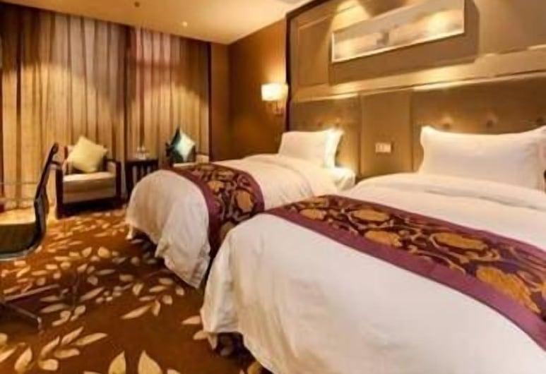 富都酒店, 西安市, 客房