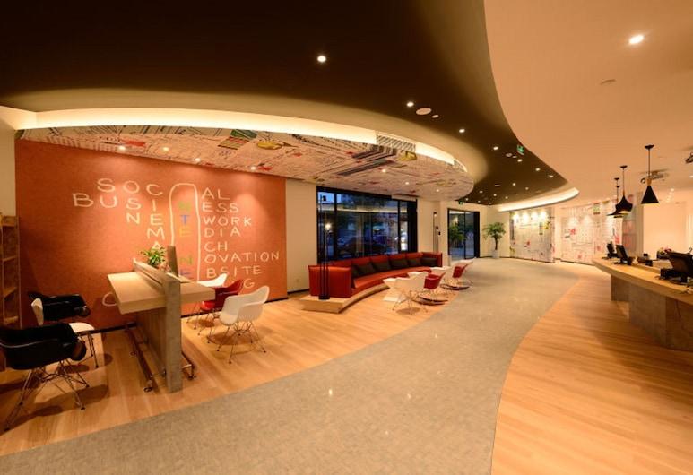 宜必思酒店上海新虹橋店, Shanghai, 大堂閒坐區