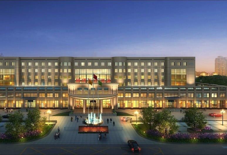 스플렌디드 오리엔탈 비즈니스 호텔 - 톈진, 톈진, 외부