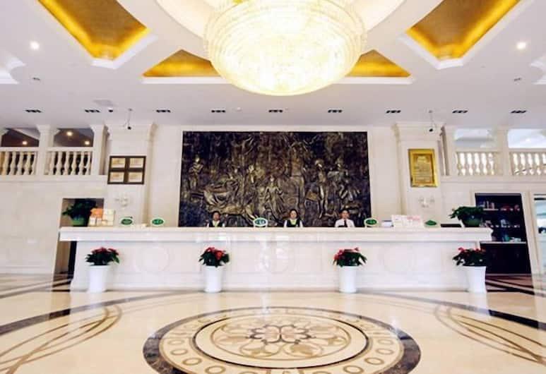 維也納酒店 (廣州越秀惠福西路店), 上海, 大堂