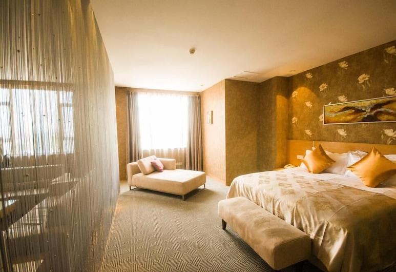 西安多吉國際酒店, 西安市, 客房