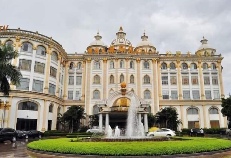 Guangzhou Bojuel Hotel, Guangzhou, Eksterijer