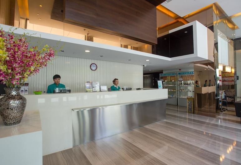 Jinjiang Inn - Zhoushan Zhujiajian Branch, Zhoushan, Lobby