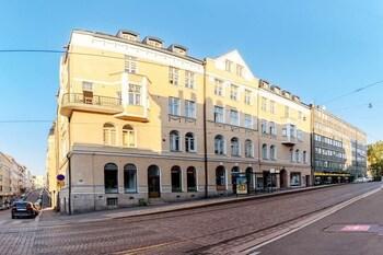 Selline näeb välja Kongressikoti Hotel, Helsingi