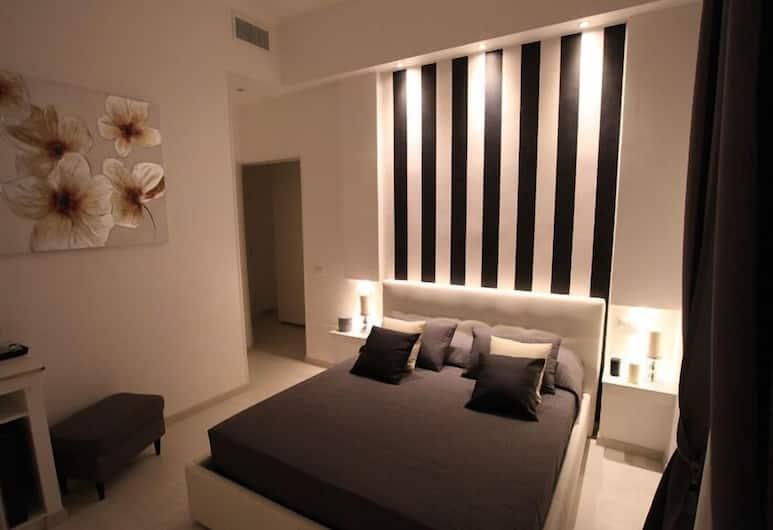 Interno 7 Luxury Rooms , Roma, Kamar Double Standar, ensuite, Kamar Tamu