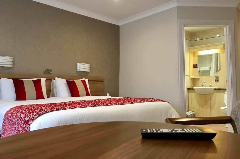 Classic szoba kétszemélyes ággyal - Fürdőszoba