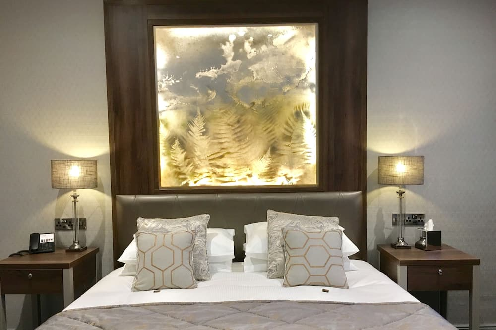 Executive szoba, földszinti - Vendégszoba