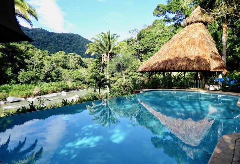 Villas Pico Bonito, לה סייבה, נוף מהנכס