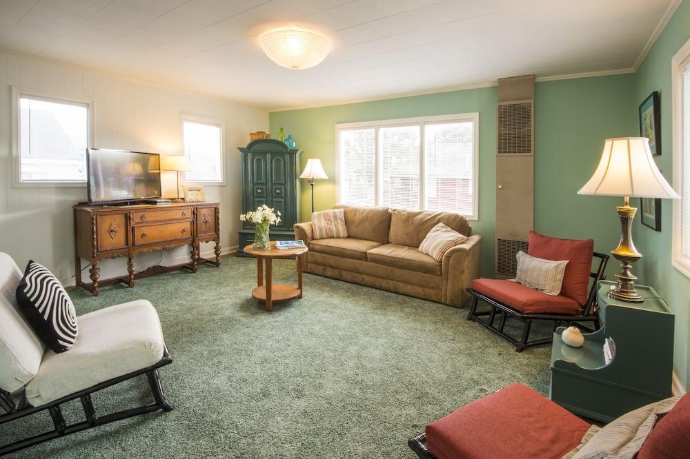 家庭平房, 1 間臥室, 非吸煙房 - 客廳