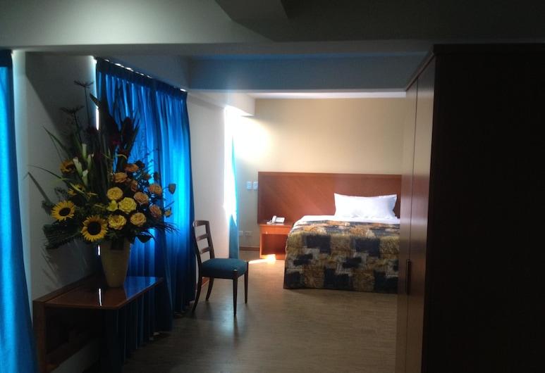 Hotel Esencia Suites, Lima, Apartmá typu Superior, Pokoj