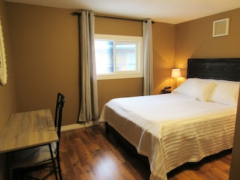 Gode tilbud på hoteller i Penticton