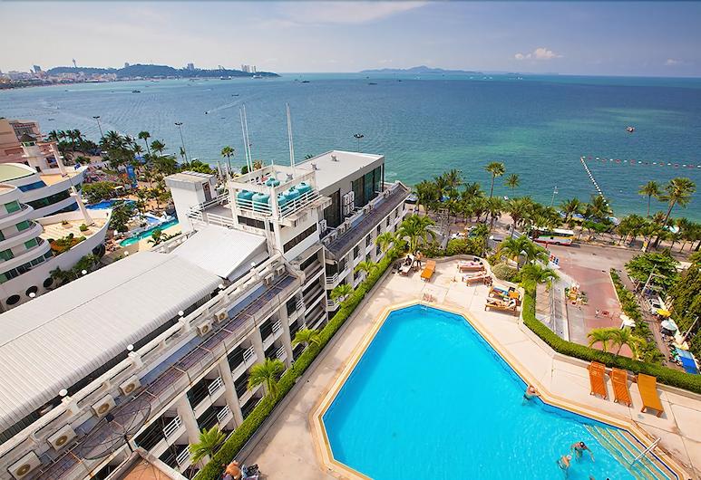 Markland Beach View, Pattaya, Hồ bơi ngoài trời