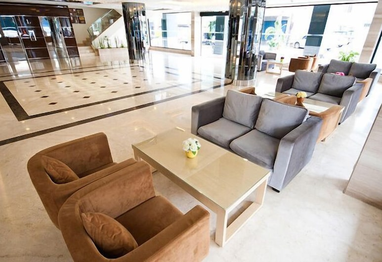 Delton Hotel, Kaohsiung, Sittområde i lobbyn