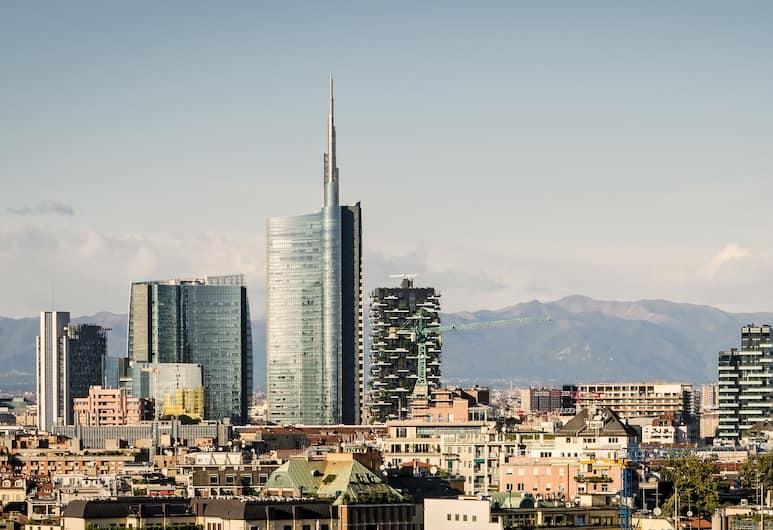 Suitelowcost Sant'Agnese, Milan, Bagian luar