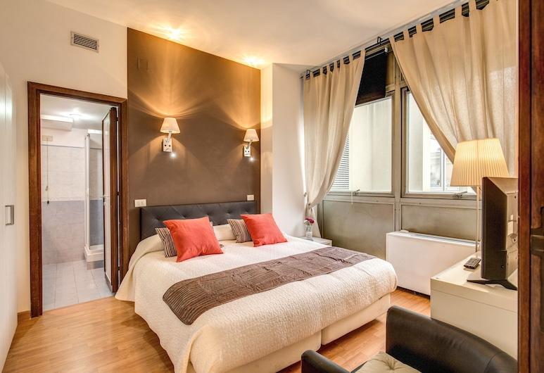 M&L Apartment - case vacanze a Roma, Roma, Appartamento Classic, 1 camera da letto, angolo cottura, Camera