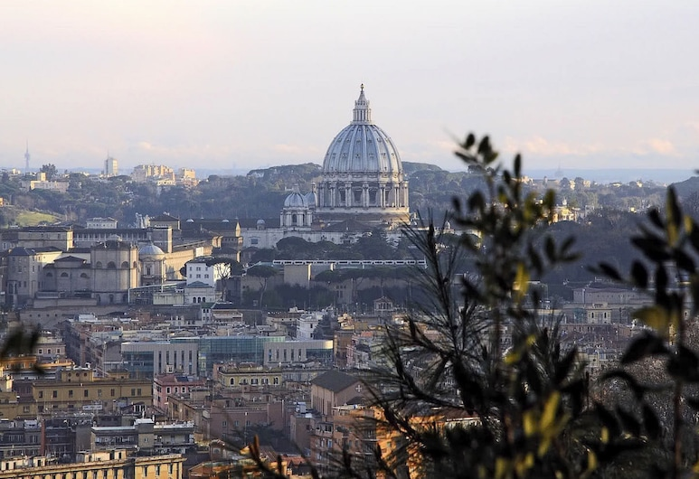 Navona - DormiRoma Apartments, Rome, City view from property