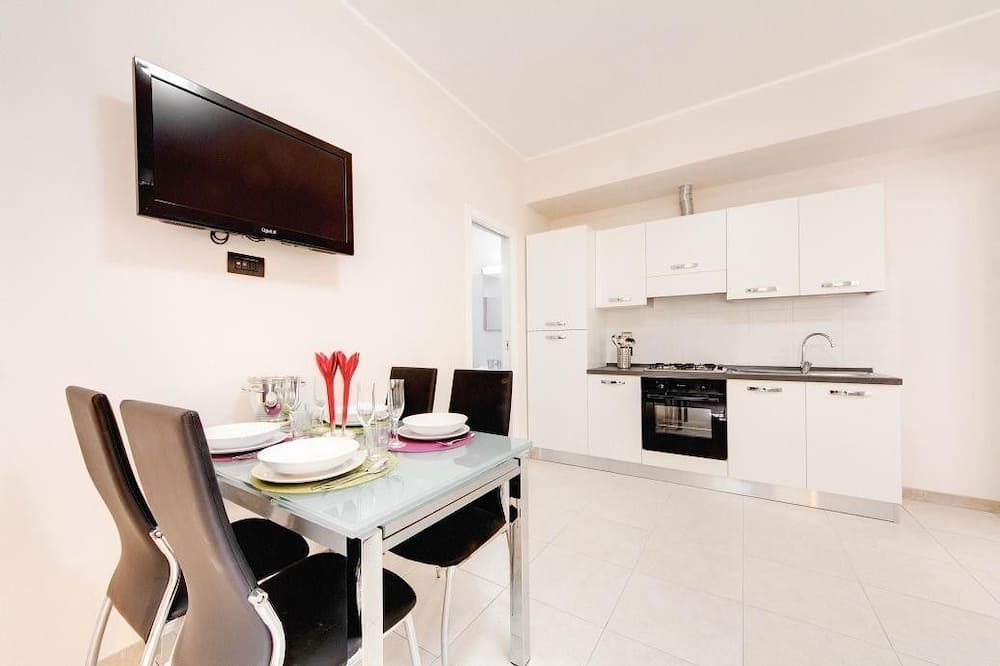 Apartment, 1 Bedroom (Via Paruta 20/b) - In-Room Dining